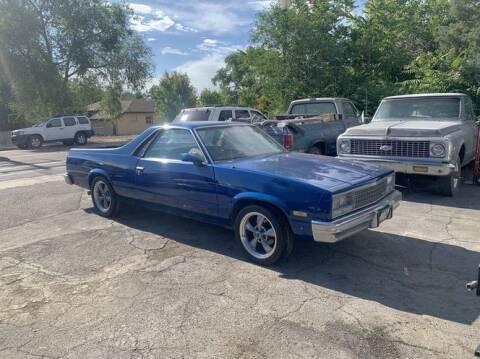 1986 GMC Caballero for sale at Classic Car Deals in Cadillac MI