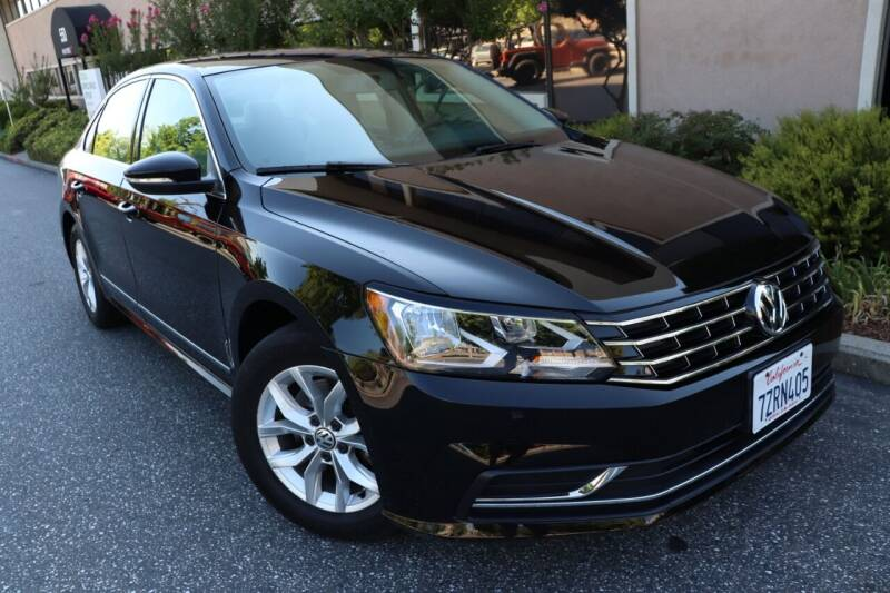 2016 Volkswagen Passat for sale at California Auto Sales in Auburn CA