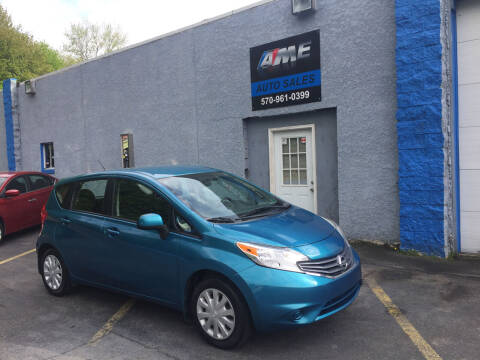 2014 Nissan Versa Note for sale at AME Auto in Scranton PA