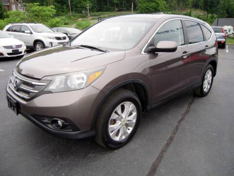 2014 Honda CR-V for sale at 1-2-3 AUTO SALES, LLC in Branchville NJ