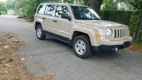 2016 Jeep Patriot for sale at Auto Discount Center in Laurel MD