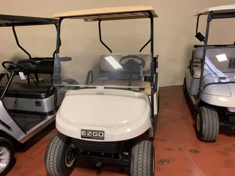 2016 EZGO TXT for sale at ADVENTURE GOLF CARS in Southlake TX