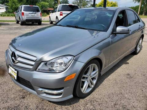 2013 Mercedes-Benz C-Class for sale at Extreme Auto Sales LLC. in Wautoma WI