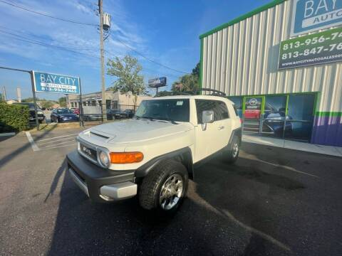 2011 Toyota FJ Cruiser for sale at Bay City Autosales in Tampa FL