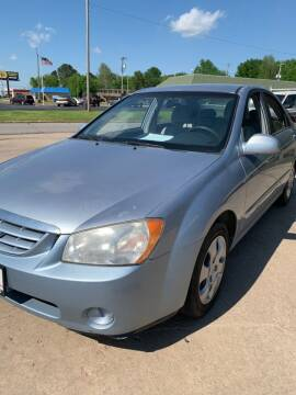 2006 Kia Spectra for sale at E-Z Pay Used Cars - E-Z Pay Cars & Bikes in McAlester OK