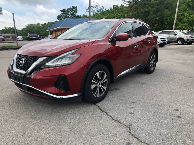 2019 Nissan Murano for sale at Morristown Auto Sales in Morristown TN