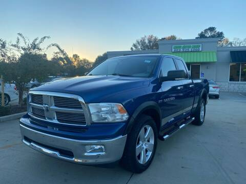 2011 RAM Ram Pickup 1500 for sale at Cross Motor Group in Rock Hill SC