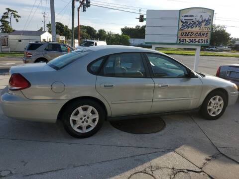 2007 Ford Taurus for sale at Steve's Auto Sales in Sarasota FL