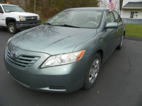 2008 Toyota Camry for sale at Ed Davis LTD in Poughquag NY