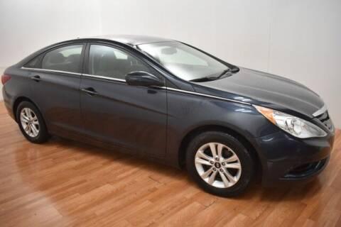 2012 Hyundai Sonata for sale at Paris Motors Inc in Grand Rapids MI