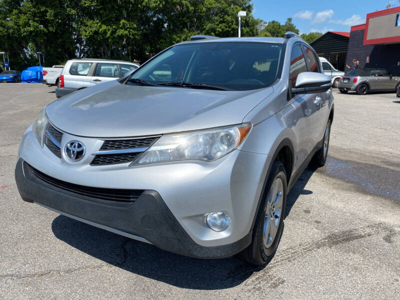 2015 Toyota RAV4 for sale at Capital City Imports in Tallahassee FL