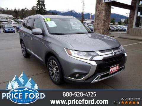 2019 Mitsubishi Outlander for sale at Price Ford Lincoln in Port Angeles WA