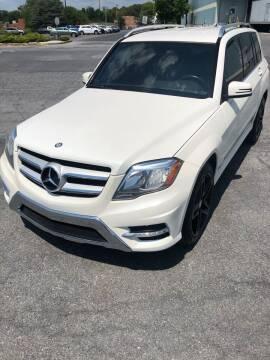 2013 Mercedes-Benz GLK for sale at MECHANICSBURG SPORT CAR CENTER in Mechanicsburg PA