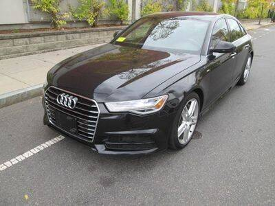 2017 Audi A6 for sale at Boston Auto Sales in Brighton MA