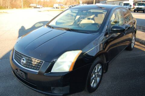 2007 Nissan Sentra for sale at Modern Motors - Thomasville INC in Thomasville NC
