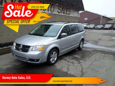 2008 Dodge Grand Caravan for sale at Harvey Auto Sales, LLC. in Flint MI