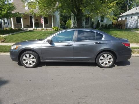 2009 Honda Accord for sale at REM Motors in Columbus OH