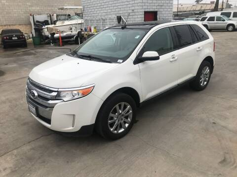 2013 Ford Edge for sale at OCEAN IMPORTS in Midway City CA