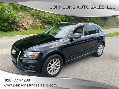2009 Audi Q5 for sale at Johnsons Auto Sales, LLC in Marshall NC
