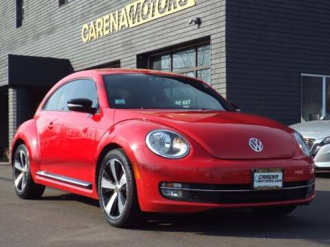 2013 Volkswagen Beetle for sale at Carena Motors in Twinsburg OH