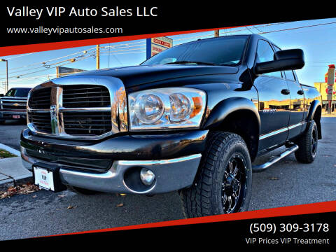 2007 Dodge Ram Pickup 1500 for sale at Valley VIP Auto Sales LLC in Spokane Valley WA