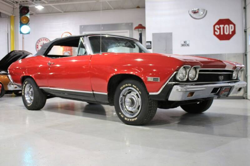 1968 Chevrolet Chevelle for sale at Great Lakes Classic Cars & Detail Shop in Hilton NY