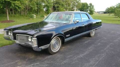 1968 Oldsmobile Ninety-Eight for sale at Classic Car Deals in Cadillac MI