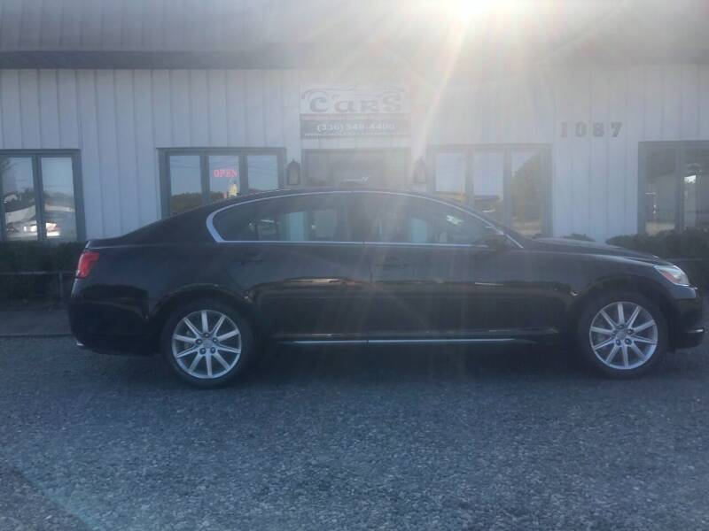 2007 Lexus GS 350 for sale at Carolina Auto Resale Supercenter in Reidsville NC