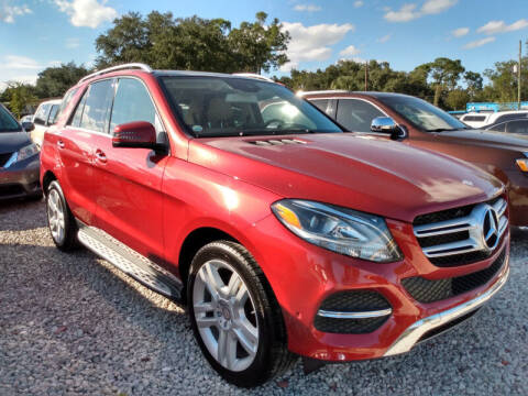2017 Mercedes-Benz GLE for sale at Empire Automotive Group Inc. in Orlando FL