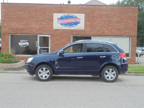2008 Saturn Vue for sale at Eyler Auto Center Inc. in Rushville IL