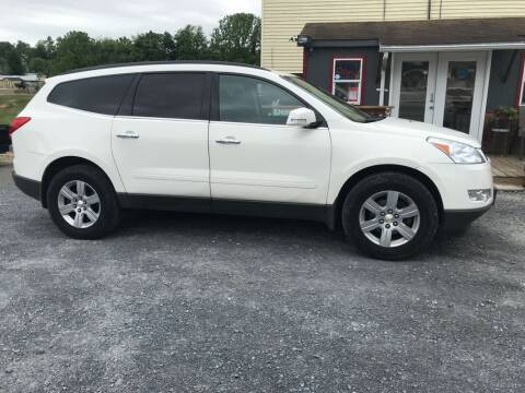 2011 Chevrolet Traverse for sale at PENWAY AUTOMOTIVE in Chambersburg PA