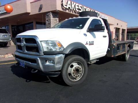2016 RAM Ram Chassis 5500 for sale at Lakeside Auto Brokers in Colorado Springs CO
