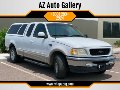 1998 Ford F-150 for sale at AZ Auto Gallery in Mesa AZ