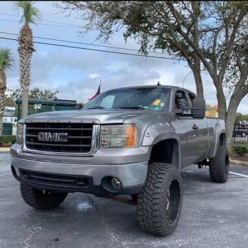 2008 GMC Sierra 1500 for sale at TROPICAL MOTOR SALES in Cocoa FL