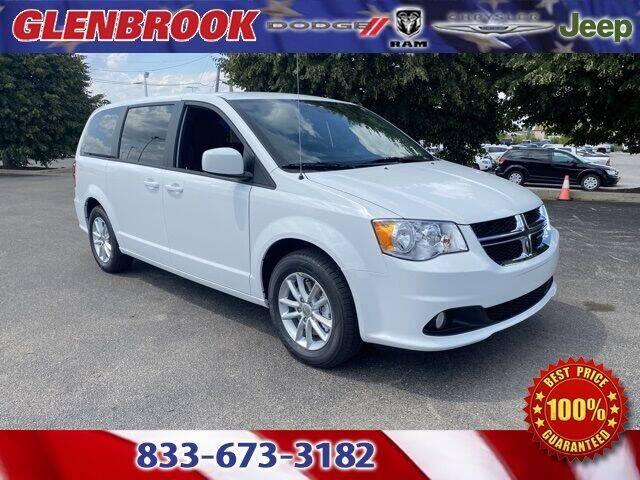 2020 Dodge Grand Caravan for sale at Glenbrook Dodge Chrysler Jeep Ram and Fiat in Fort Wayne IN