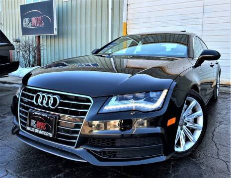 2013 Audi A7 for sale at Haus of Imports in Lemont IL