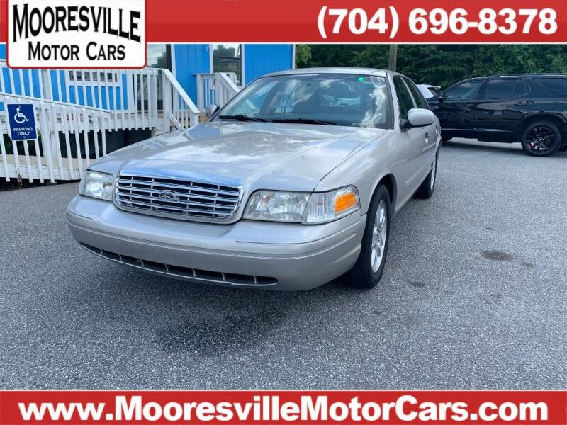 2011 Ford Crown Victoria for sale in Mooresville, NC