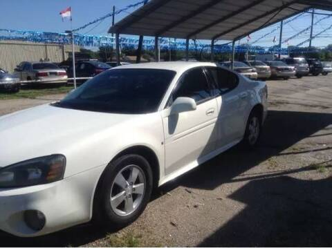 2008 Pontiac Grand Prix for sale at Jerry Allen Motor Co in Beaumont TX