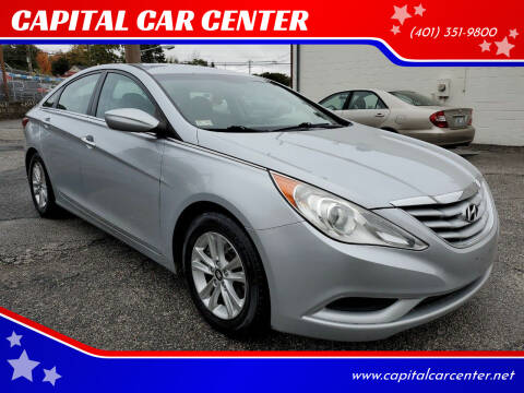 2011 Hyundai Sonata for sale at CAPITAL CAR CENTER in Providence RI
