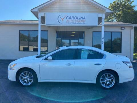 2014 Nissan Maxima for sale at Carolina Auto Credit in Youngsville NC