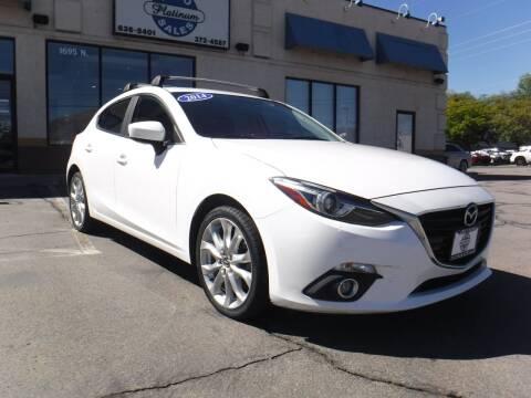 2014 Mazda MAZDA3 for sale at Platinum Auto Sales in Provo UT