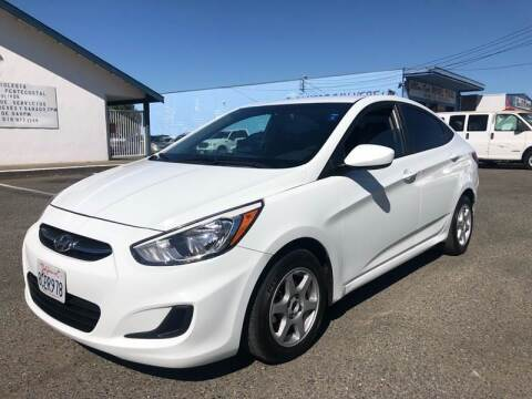 2016 Hyundai Accent for sale at All Cars & Trucks in North Highlands CA