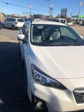 2018 Subaru Crosstrek for sale at BRYANT AUTO SALES in Bryant AR