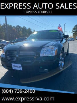 2007 Dodge Magnum for sale at EXPRESS AUTO SALES in Midlothian VA