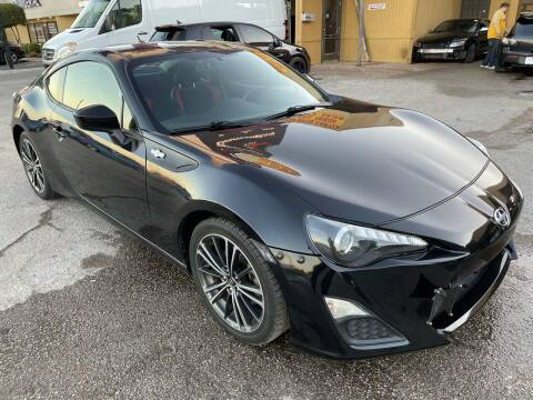 2013 Scion FR-S for sale at Austin Direct Auto Sales in Austin TX