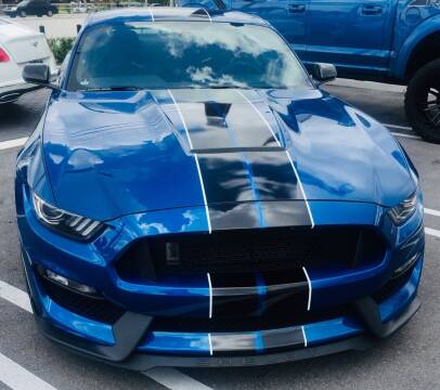 2017 Ford Shelby GT350 for sale at Suncoast Sports Cars and Exotics in West Palm Beach FL