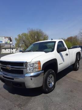 2007 Chevrolet Silverado 2500HD for sale at Bates Auto & Truck Center in Zanesville OH