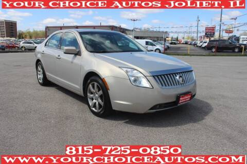 2010 Mercury Milan for sale at Your Choice Autos - Joliet in Joliet IL