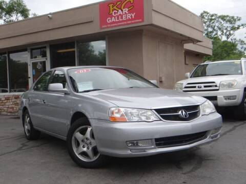 2003 Acura TL for sale at KC Car Gallery in Kansas City KS