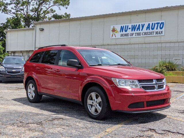 2015 Dodge Journey for sale at Nu-Way Auto Ocean Springs in Ocean Springs MS